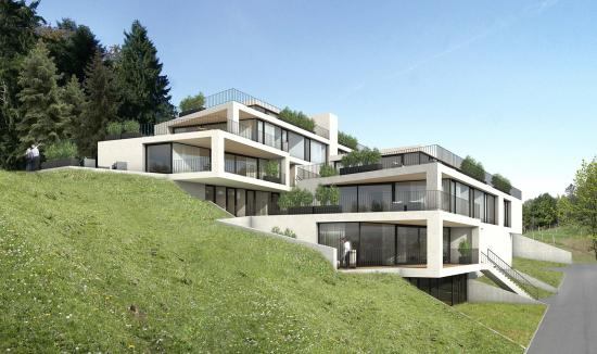 Wohnüberbauung Vinea, Rottenschwil