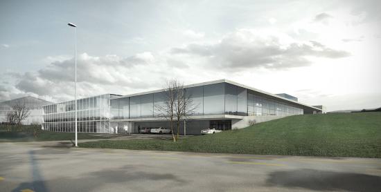 Neues Buszentrum Herzogenbuchsee
