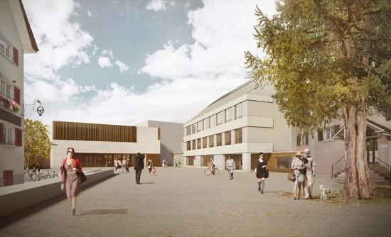 Gemeinde- und Kulturzentrum Mels