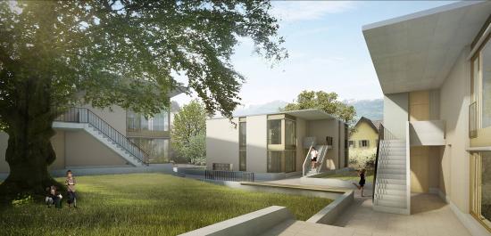 Wohnhaus Mühleholz