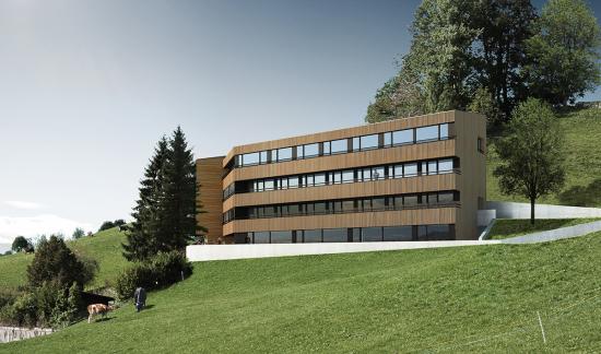 Erweiterung Wohnheim Felsengrund