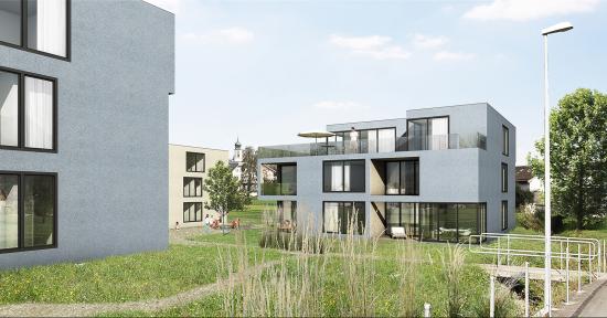 Wohnüberbauung Obergass