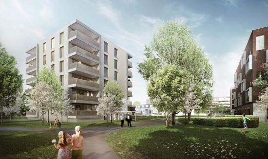 Wohnquartier Felbreite Baufeld A1 + A2