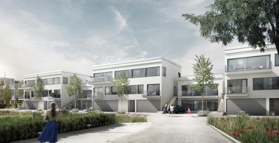 Neubauprojekt Hofacker