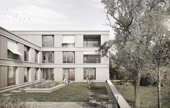 Neubau Oberhaus Münsterlingen