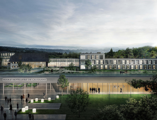 École hoteliere de Lausanne