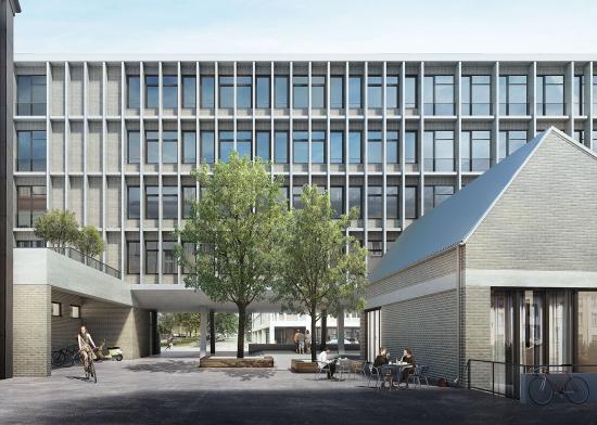 Wettbewerb Baugewerbliche Berufsschule Zürich