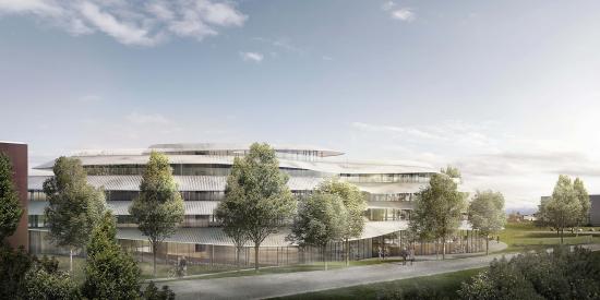 Wettbewerb Swissquote Headquarters