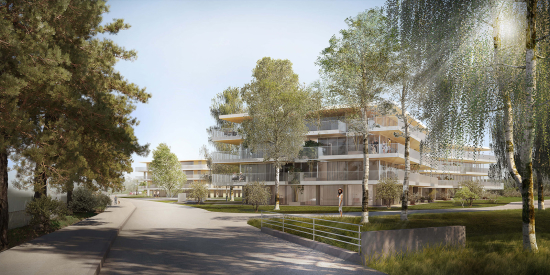 Wohnüberbauung Le Vivier